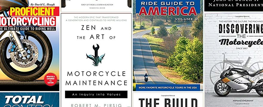 Best Motorcycle Books for Beginners